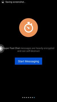 Super Fast Chat apk screenshot