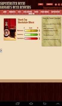 Supertaster Beer apk screenshot