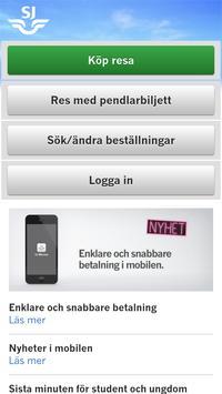 Sveriges tågtrafik poster