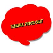 TALKAMA SUPER CHAT icon