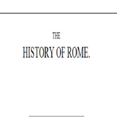 The History of Rome icon
