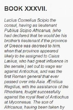 The History of Rome apk screenshot