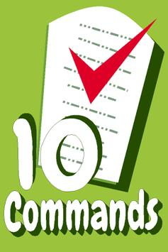 Ten Commandments 10 Commands apk screenshot