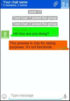 Textfree Xp apk screenshot