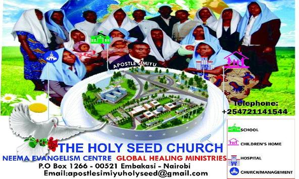 The Holy Seed Churches poster