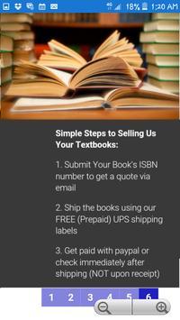 The Textbook Vendor apk screenshot