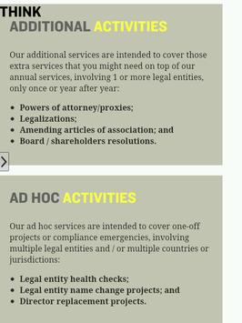 Think Global Compliance apk screenshot