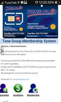 Tone Plus apk screenshot