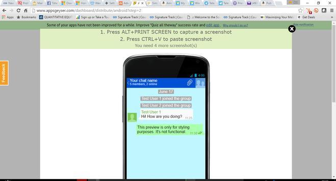 Tsalu apk screenshot