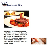 USA Business Directory icon