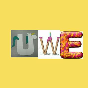 U we chat poster