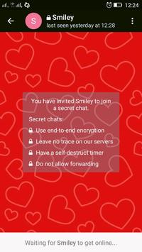 U&I Messenger apk screenshot