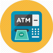 Ujjain Bank ATM icon