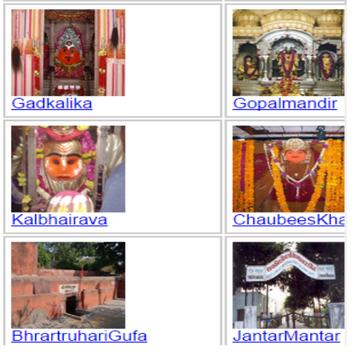 Ujjain  Temples apk screenshot
