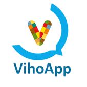 Free Chat - VihoApp messenger icon