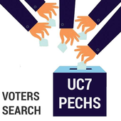 Voters Search UC7 PECHS icon