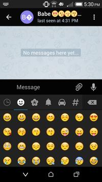 Wanna Text apk screenshot
