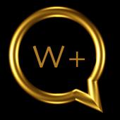 Wasup Plus Messenger icon