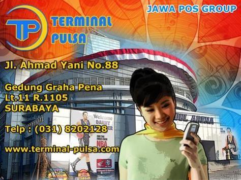 Terminal Pulsa Web Reporting apk screenshot
