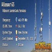 Williamsport GMRS icon