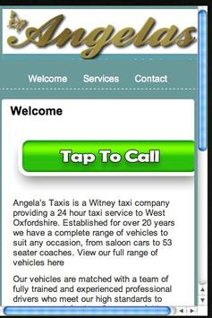 Witney Taxis apk screenshot