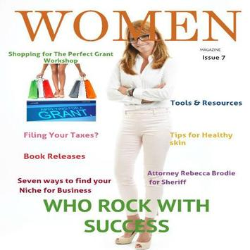 Women Who Rocks with Success 7 poster