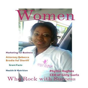 Women Who Rock with Success 8 poster