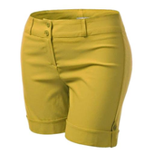 Womens golf shorts icon