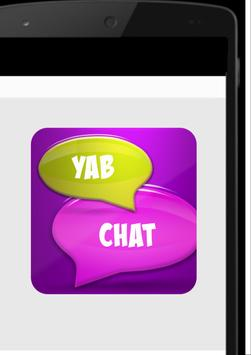 Yab Chat Messenger apk screenshot
