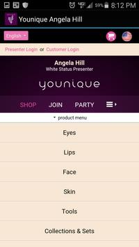 Younique by Angela Hill apk screenshot