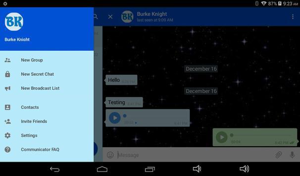 Your Communicator apk screenshot