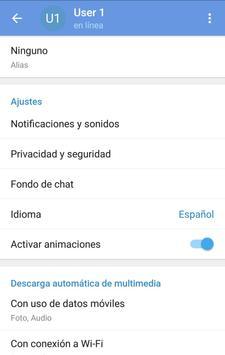 Yuppy  Messenger apk screenshot