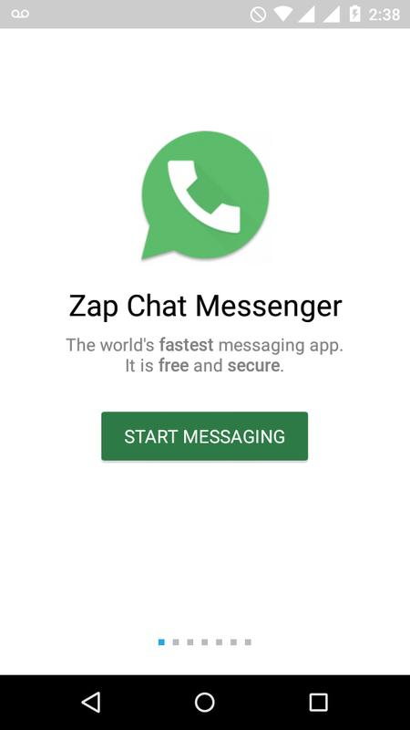 zap chat Quickly send and receive whatsapp messages right from your computer.