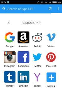 Zenko Browser poster