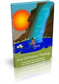 Pool of Positive Thinking poster