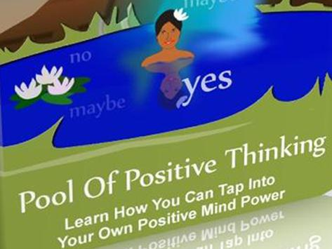 Pool of Positive Thinking apk screenshot