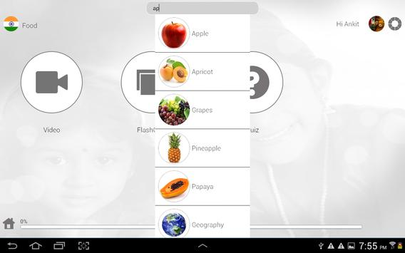 Learn Hindi Visual Dictionary apk screenshot