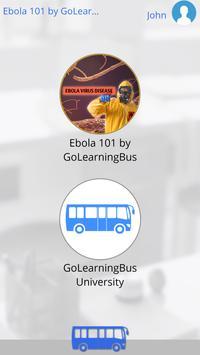 Ebola 101 by GoLearningBus apk screenshot