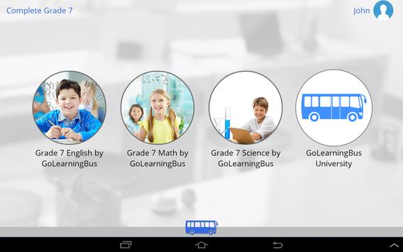 Complete Grade 7 apk screenshot