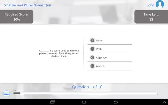 Grade 3 English apk screenshot
