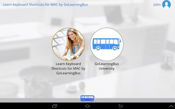 Keyboard Shortcuts for MAC apk screenshot