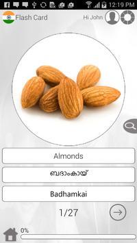 Malayalam Visual Dictionary apk screenshot