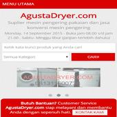Agusta Dryer icon