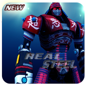 "Guide"" For REAL STEEL icon"