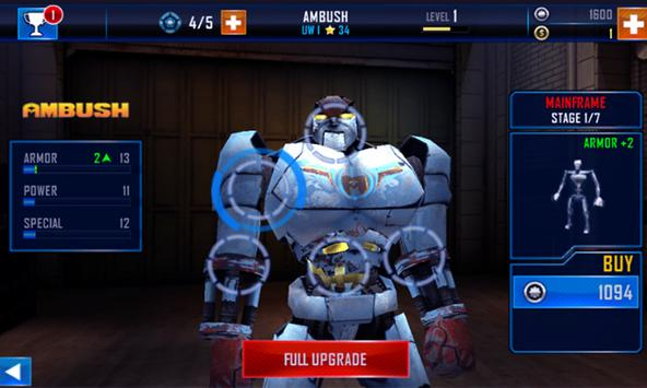 "Guide"" For REAL STEEL apk screenshot"