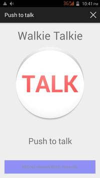 VOIXZ a Wifi Walkie Talkie poster
