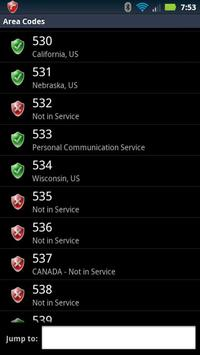 Advanced Call Blocker Trial apk screenshot