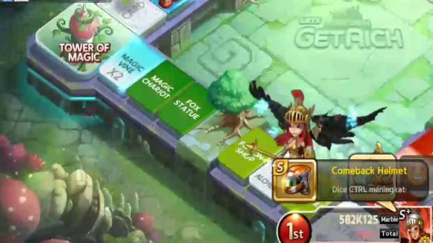 Guide Get rich apk screenshot