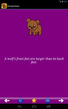 Animal Facts apk screenshot