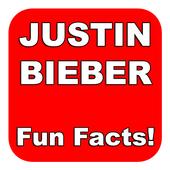 Justin Bieber Fun Facts! icon